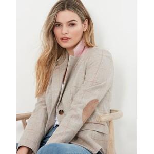 Joules Enid Short Tweed Blazer
