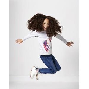 Joules Kids Ava Jumper - Horsemane in Horsemane
