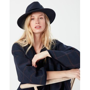 Joules Fedora Hat - French Navy in French Navy