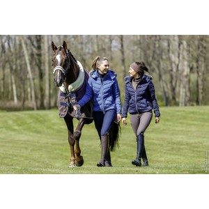 Schockemohle Ladies Jacket - Vicky.SP Style - Jeans Blue