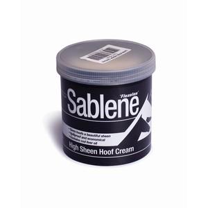 Flexalan Sablene Hoof Cream in Black