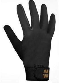 Mac Wet Windstopper Climatec Gloves - Black in Black