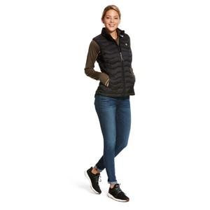 Ariat Women's Ideal 3.0 Down Vest  - Black