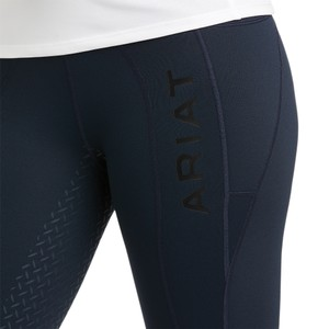Ariat Women's Attain Thermal Full Seat Insulated Grip Tight - Dark Sapphire in Dark Sapphire