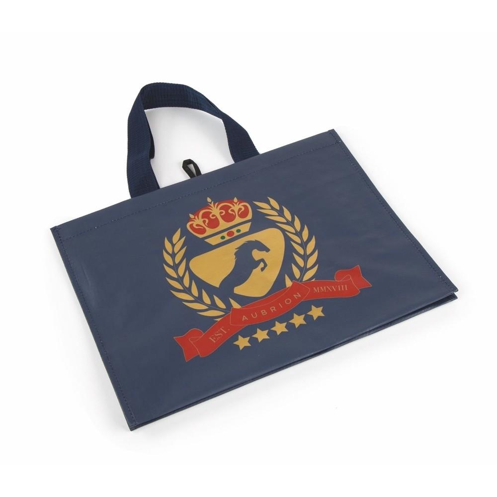 Aubrion Team Tote Bag in Navy