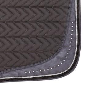 Schockemohle Power Pad S Style, Saddle Pad - True Navy