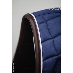 Schockemohle Dynamic S Style Saddle Pad - Jeans Blue
