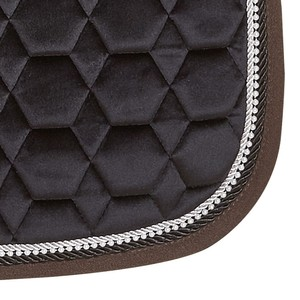 Schockemohle Magic Saddle Pad S Style - Graphite