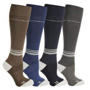 Schockemohle Functional Socks Style - Jeans Blue
