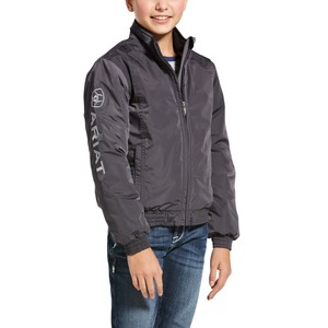 Ariat Kids' Stable Insulated Jacket - Periscope in Periscope