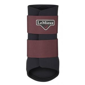 LeMieux Grafter Brushing Boot - Rioja in Rioja
