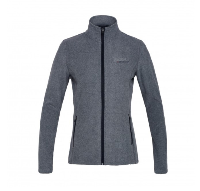 Kingsland Mitsue - Softshell/Fleece - Grey in Grey