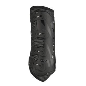 LeMieux Ultra Mesh Snug Boot Black - Hind in Black